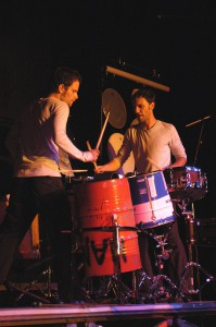 Double Drums